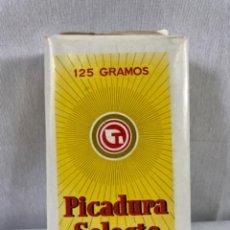 Paquetes de tabaco: PICADURA SELECTA DE TABACALERA S.A. Lote 201186313