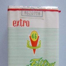 Paquetes de tabaco: PAQUETE, CAJETILLA, TABACO, CIGARRILLOS - 46 EXTRA - AÑOS 70 - SIN ABRIR .. L611. Lote 201305182