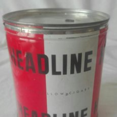 Paquetes de tabaco: CAJA DE TABACO HEADLINE C1. Lote 203575750