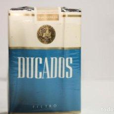 Paquetes de tabaco: ANTIGUO PAQUETE DE TABACO DUCADOS. Lote 203834220