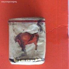Paquetes de tabaco: BISONTE PAQUETE DE TABACO SIN ABRIR.. Lote 204193190