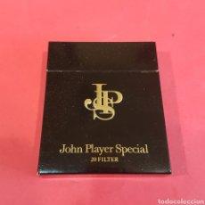 Paquetes de tabaco: PAQUETE DE TABACO JOHN PLAYER SPECIAL. Lote 205123167