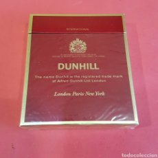 Paquetes de tabaco: PAQUETE DE TABACO DUNHILL. Lote 205123398