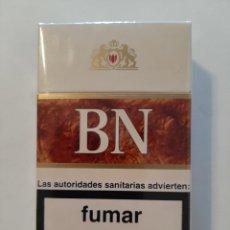 Paquetes de tabaco: PAQUETE DE TABACO ESPAÑOL MARCA BN. Lote 205574350