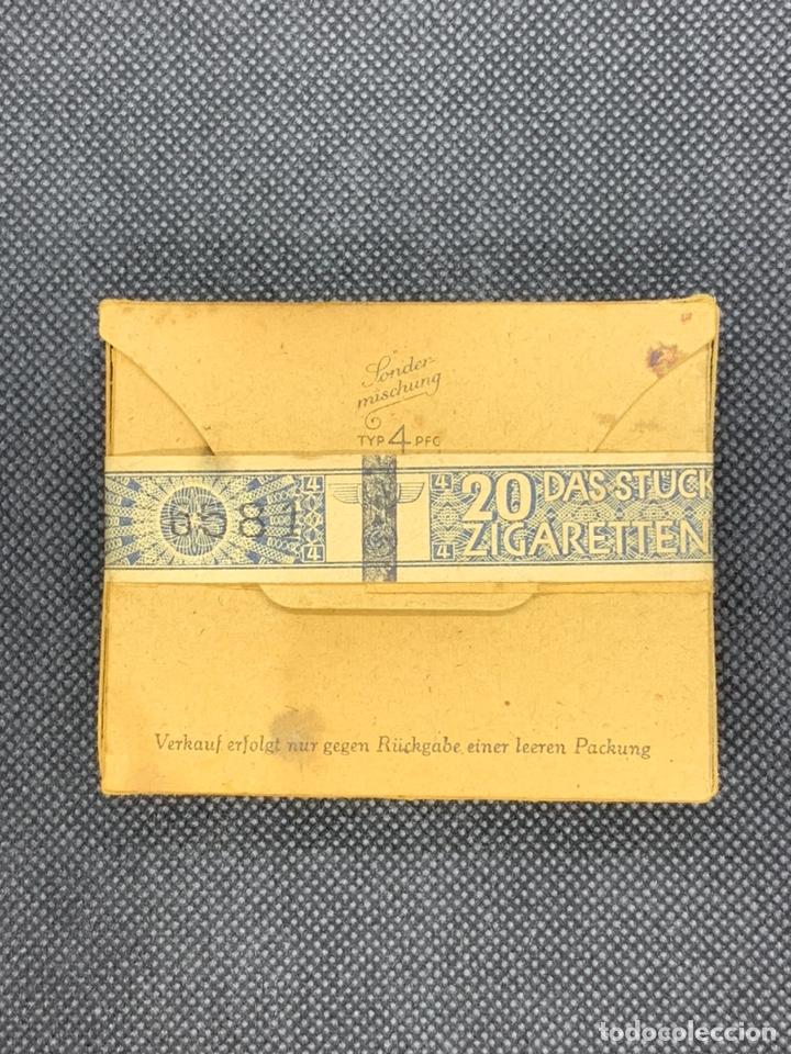 Paquetes de tabaco: Tabaco alemán 2ª guerra mundial - Foto 2 - 205817030