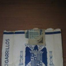 Paquetes de tabaco: PAQUETE DE TABACO NACIONALES. Lote 206554650