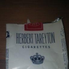 Paquetes de tabaco: PAQUETE DE TABACO HERBERT TAREYTON. Lote 206555230