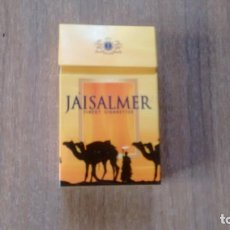 Paquetes de tabaco: CAJETILLA DE CIGARRILLOS. Lote 207041205