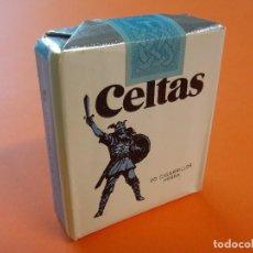 Paquetes de tabaco: PAQUETE, CAJETILLA, TABACO, CIGARRILLOS - CELTAS CORTOS - AÑOS 70 - SIN ABRIR .. L586. Lote 264443894