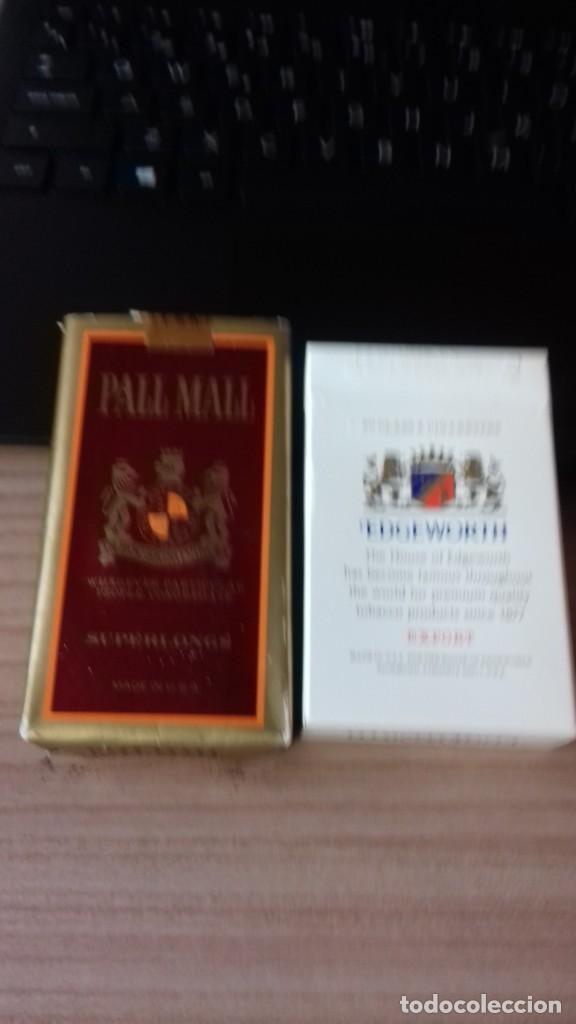 Paquetes de tabaco: Lote interesante de tabaco - Foto 13 - 209208031