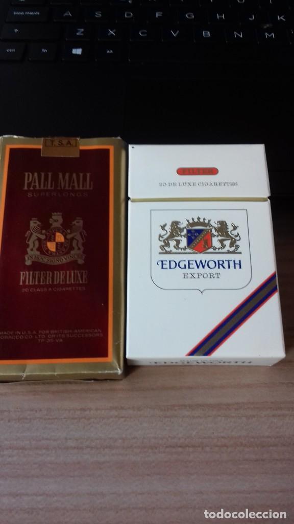 Paquetes de tabaco: Lote interesante de tabaco - Foto 14 - 209208031