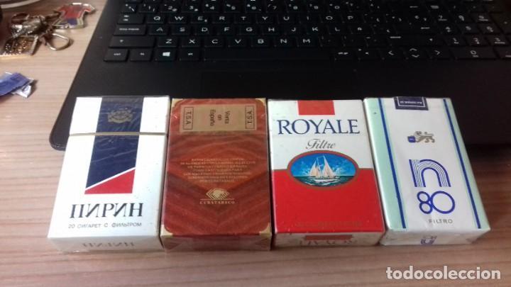 Paquetes de tabaco: Lote interesante de tabaco - Foto 19 - 209208031