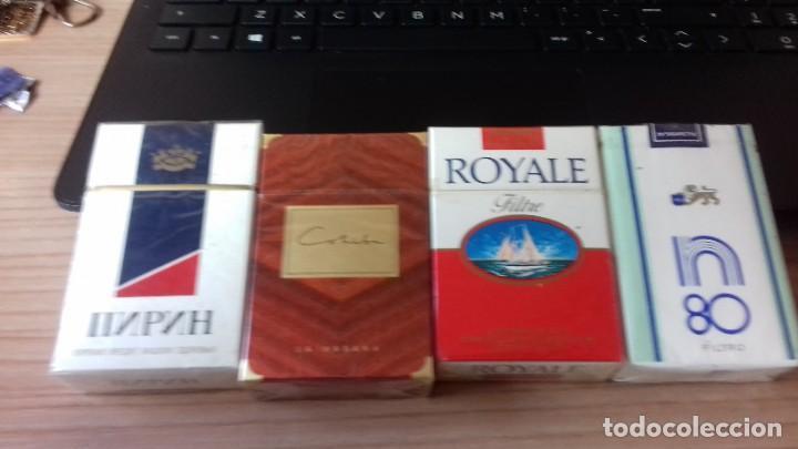 Paquetes de tabaco: Lote interesante de tabaco - Foto 20 - 209208031