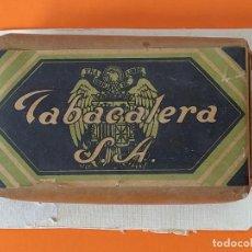 Paquetes de tabaco: PAQUETE, TABACO - TABACALERA, S.A - FINO 125GRS - SIN ABRIR - PEGADO EN UN CARTON DURO ... L1677. Lote 212964083