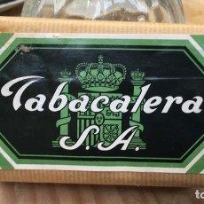Paquetes de tabaco: ANTIGUO CUARTERÓN DE TABACO 125 GRAMOS. Lote 214337877