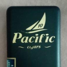 Paquetes de tabaco: ANTIGUA CAJA DE CIGARRILLOS DE PACIFIC. Lote 217952288