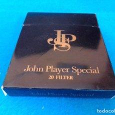 Paquetes de tabaco: CAJETILLA DE CIGARRILLOS DE TABACO JOHN PLAYER SPECIAL - PAQUETE VACIO - AÑOS 80. Lote 218839085