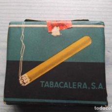 Paquetes de tabaco: ANTIGUO PAQUETE TABACO IDEALES PAJA. Lote 221584437