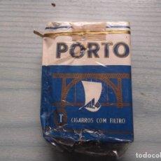 Paquetes de tabaco: ANTIGUO PAQUETE TABACO PORTO. Lote 221584660