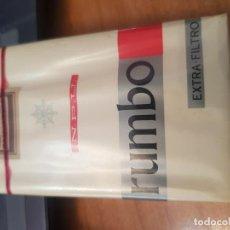 Paquetes de tabaco: COLECCION PARTICULAR, PAQUETE DE TABACO LLENO CON PRECINTO ORIGINAL. Lote 222191693