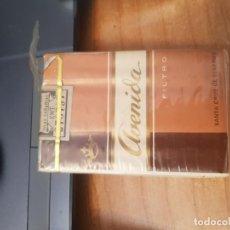 Paquetes de tabaco: COLECCION PARTICULAR, PAQUETE DE TABACO LLENO CON PRECINTO ORIGINAL. Lote 222191847