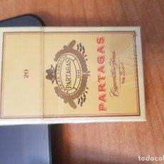 Paquetes de tabaco: COLECCION PARTICULAR, PAQUETE DE TABACO LLENO CON PRECINTO ORIGINAL. Lote 222191906