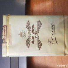 Paquetes de tabaco: COLECCION PARTICULAR, PAQUETE DE TABACO LLENO CON PRECINTO ORIGINAL. Lote 222191943
