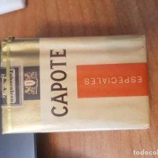 Paquetes de tabaco: COLECCION PARTICULAR, PAQUETE DE TABACO LLENO CON PRECINTO ORIGINAL. Lote 222192023