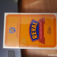 Paquetes de tabaco: COLECCION PARTICULAR, PAQUETE DE TABACO LLENO CON PRECINTO ORIGINAL. Lote 222192060