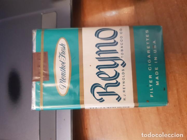 COLECCION PARTICULAR, PAQUETE DE TABACO LLENO CON PRECINTO ORIGINAL (Coleccionismo - Objetos para Fumar - Paquetes de tabaco)