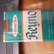 Paquetes de tabaco: COLECCION PARTICULAR, PAQUETE DE TABACO LLENO CON PRECINTO ORIGINAL. Lote 222192095