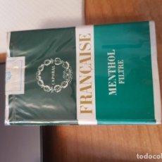 Maços de tabaco: COLECCION PARTICULAR, PAQUETE DE TABACO LLENO CON PRECINTO ORIGINAL. Lote 222203802