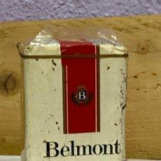 Paquetes de tabaco: PAQUETE DE TABACO BELMONT KING SIZE, NUEVO SIN ABRIR, CHILE. Lote 222361817