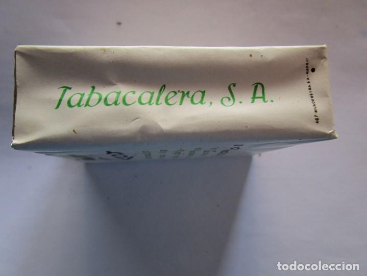 Paquetes de tabaco: RENO . PAQUETE DE TABACO MUY ANTIGUO EN PERFECTO ESTADO DE CONSERVACION - Foto 3 - 222438028