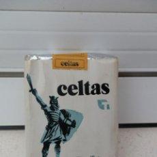 Paquetes de tabaco: PAQUETE DE TABACO CELTAS 20 CIGARRILLOS HEBRA. PRECINTADO.. Lote 224383876