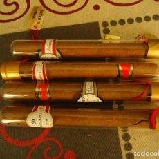 Paquetes de tabaco: PURO MONTEALTO FUNDA CRISTAL. Lote 272846718