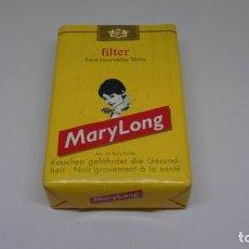 Paquetes de tabaco: ANTIGUO PAQUETE DE TABACO MARYLONG . SIN ABRIR. Lote 226453700