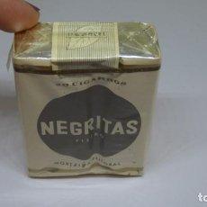 Paquetes de tabaco: ANTIGUO PAQUETE DE TABACO NEGRITAS . CON PRECINTO. Lote 226457277