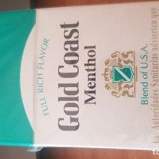 Maços de tabaco: COLECCION PARTICULAR, PAQUETE DE TABACO LLENO CON PRECINTO ORIGINAL. Lote 227764920