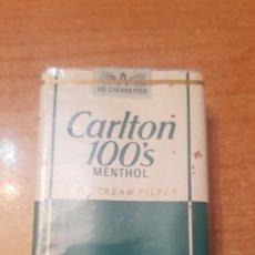Maços de tabaco: COLECCION PARTICULAR, PAQUETE DE TABACO LLENO CON PRECINTO ORIGINAL. Lote 229768690