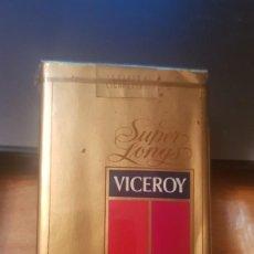 Maços de tabaco: COLECCION PARTICULAR, PAQUETE DE TABACO LLENO CON PRECINTO ORIGINAL. Lote 229769285