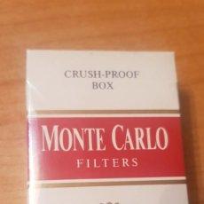 Maços de tabaco: COLECCION PARTICULAR, PAQUETE DE TABACO LLENO CON PRECINTO ORIGINAL. Lote 229770760
