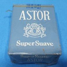 Maços de tabaco: PAQUETE DE TABACO - ASTOR SUPER SUAVE - CAJETILLA DE 20 CIGARRILLOS - PRECINTADA SIN ABRIR. Lote 233509905