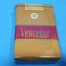 Paquetes de tabaco: PAQUETE DE TABACO - VENCEDOR EXTRA FILTRO - CAJETILLA DE 20 CIGARRILLOS - PRECINTADA SIN ABRIR. Lote 234302570