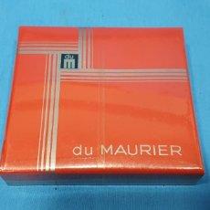 Paquetes de tabaco: PAQUETE DE TABACO - DU MAURIER - CAJETILLA DE 20 CIGARRILLOS - PRECINTADA SIN ABRIR. Lote 234478980