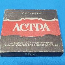 Paquetes de tabaco: PAQUETE DE TABACO - ACTPA - CAJETILLA DE 20 CIGARRILLOS. Lote 234481815