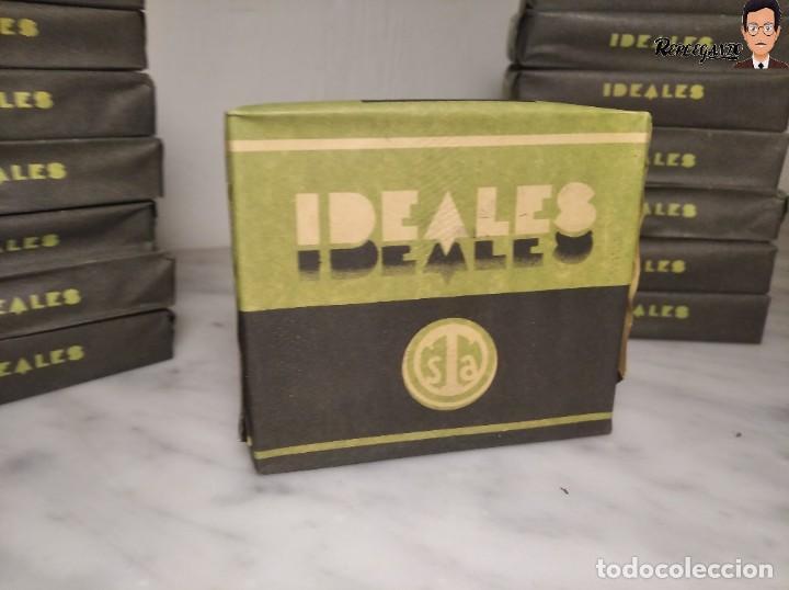 Paquetes de tabaco: 15 PAQUETES DE TABACO MARCA IDEALES - HEBRA PAPEL TRIGO - SIN ABRIR - MUY BUEN ESTADO - Foto 4 - 236936050