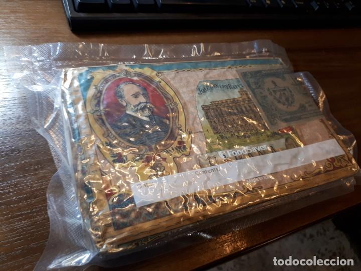 Paquetes de tabaco: Picadura La Escepción, José Gener y Batet - Foto 15 - 156892206