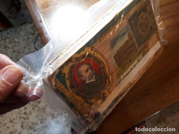 Paquetes de tabaco: Picadura La Escepción, José Gener y Batet - Foto 18 - 156892206