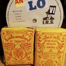 Paquetes de tabaco: COMPAÑIA ARRENDATARIA DE TABACOS .. Lote 239550175